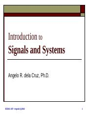 Lecture 1 - Introduction to Signals and Systems.pdf
