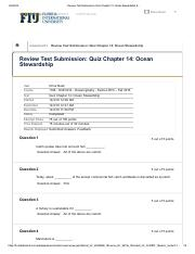 Review Test Submission_ Quiz Chapter 14_ Ocean Stewardship &.