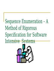 12-sequence enumeration.ppt