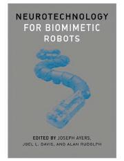 Neurotechnology for Biomimetic Robots - Joseph Ayers