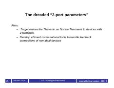 handout final-two ports IMPERIAL COLLEGE.pdf