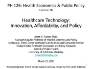 18.+Healthcare+Technology+03.21.13