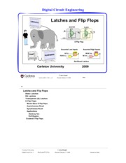 05 Latches and Flipflops