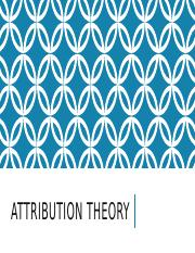 ATTRIBUTION THEORY finale.pptx