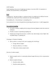 Substantive Testing Considerations.docx
