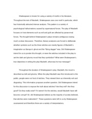 candide essay throughout the text of candide voltaire  3 pages macbeth extra credit