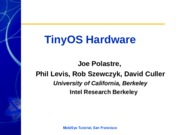 mobisys-tutorial-hardware