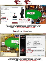 Online No-Limit Texas Hold'em Poker For Beginners (August O' Meara)