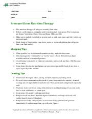 PressureUlcersNutritionTherapy
