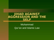 Jihad (against aggression)