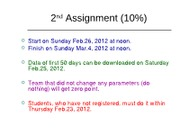 2-2011=2nd assignment