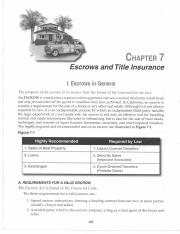 Principles Chapter 7