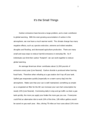 global warming essay (final)