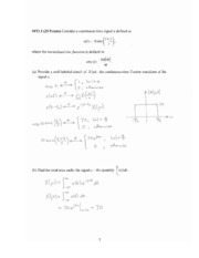 Midterm 3 Solutions 08