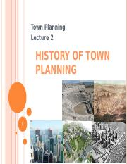 History of Town Planning.ppt