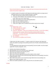 TUTORIAL 2201 TOPIC 7 brief solns for questions 3,5, and 6.docx