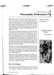 Oct17_Personality_Preferences_Chap4