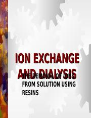 Ion exchange.ppt