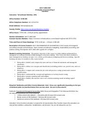 ACCT 2302-004 McGhee Syllabus Fall 2014(1)-2