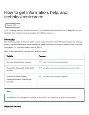 IBM Knowledge Center - How to get information, help, and technical assistance.pdf