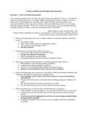 Period-4-MC-Exam-KEY - Period 4 Stimulus-Based Multiple