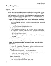 Complete Final Study Guide Poli Sci 120a.docx
