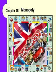 Lecture11ch15 - Monopoly.ppt