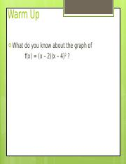 5.4 Analyzing Graphs of Polynomial Functions (1).pptx