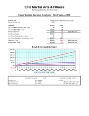 MBA570 - Team Assignment - Contribution Income Analysis - 07-29-06