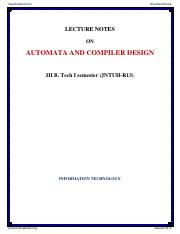 Automata and Compiler Design.pdf