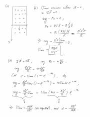 Physic 1C Summer 16 Test 1 Solution 3