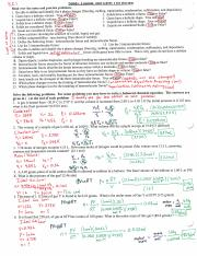 Solids Liquids Gases Test Review Answer Key and completed Notes Page 2014.pdf