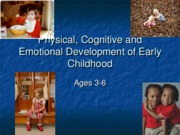 powerpoint _4 - early childhood