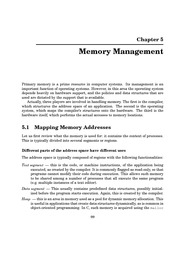 memorymanagement