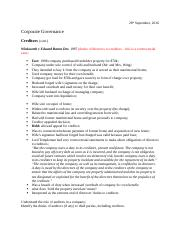 Corp. Governance- Notes 10- 28th September.docx