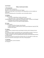 ms speech outline Learn how to create an outline in microsoft word 2010 this video tutorial explains the usage of the outline view in microsoft word category.