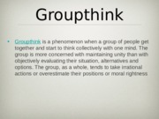 Week5_Groupthink_TeamD.ppt