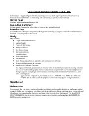 CASE_STUDY_REPORT_FORMAT_GUIDELINE.doc