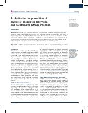 probiotics; prevention of abx associated cdiff.pdf