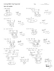 math worksheet : algebra 1 solving multi step equations worksheet  worksheets for  : Solving Equations With Decimals Worksheet