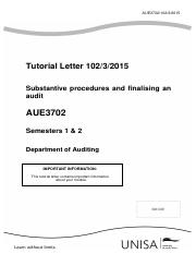 Graded Questions On Auditing 2015 Pdf