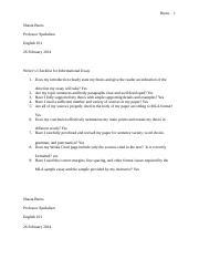 Davis counseling - COUNSELING WORKSHEET References NAVMC 2795 ...