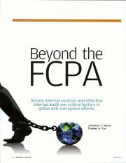 Beyond the FCPA