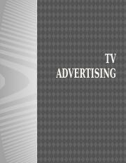 TV Advertising 14.pptx
