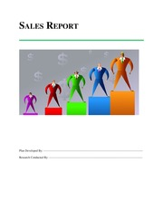 Sales-report-Template
