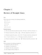 chapter1ProblemsAndSolutions