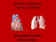 Mystery Diagnosis AP Project