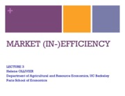 lec03-Ollivier-2015-efficiency-markets