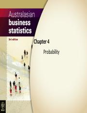 Chapter 4 - ECON940 2013.pptx