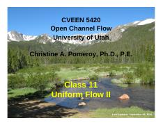 10 - Uniform Flow II.pdf